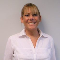 This is a head shot of Betsy Beldock, who does sales at Technology Solutions of Michigan