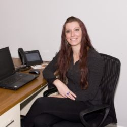 Denise is from Kalamazoo, and is part of the Technology Solutions Team