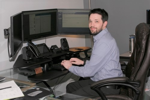 Josh Heystek works at Technology Solutions of Michigan