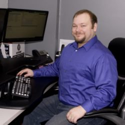 Zach Briggs is a developer at Technology Solutions of Michigan