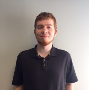 A headshot of MJ, an intern at Technology Solutions of Michigan in Kalamazoo