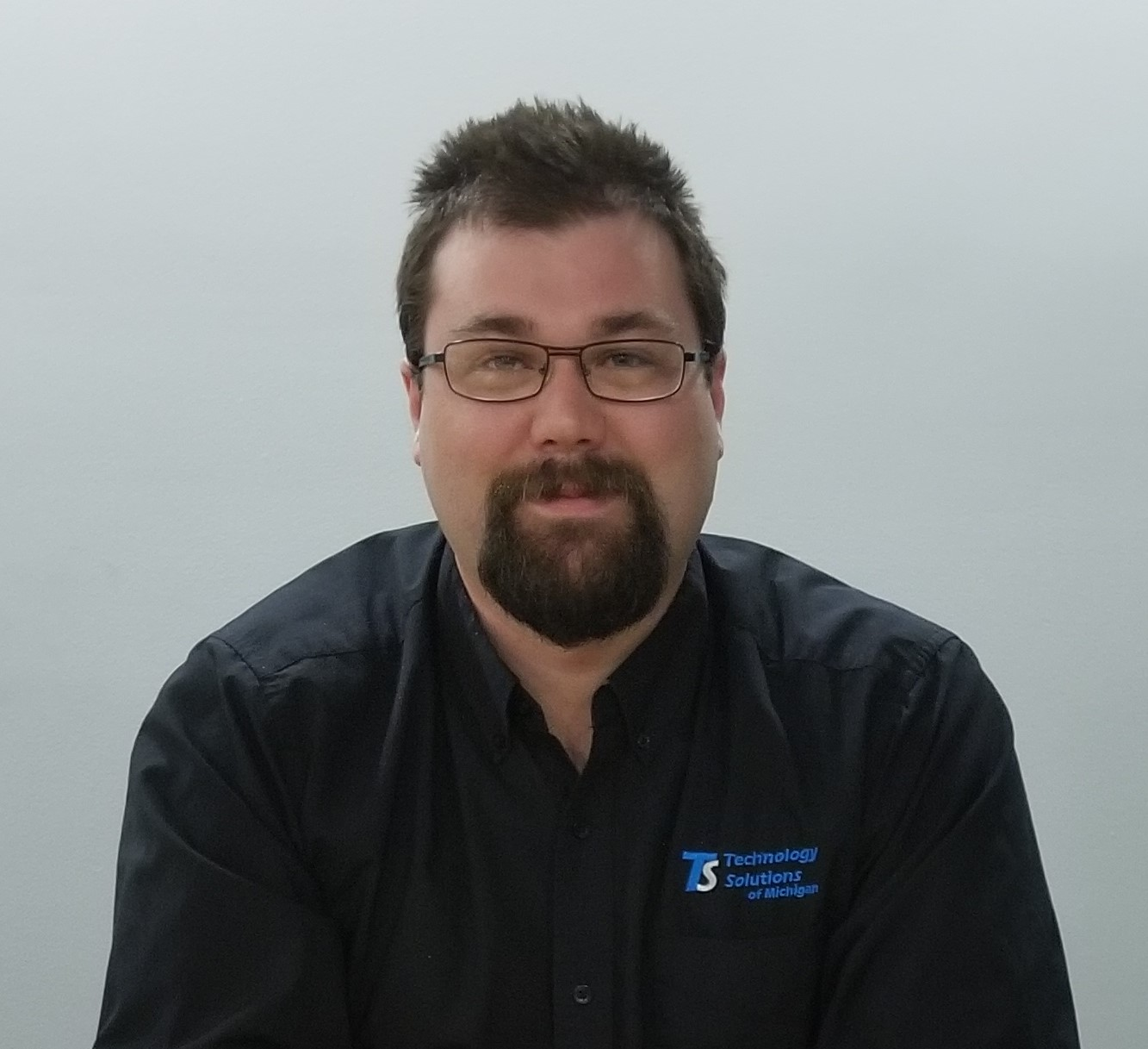 Ted Roberts is a developer at Technology Solutions of Michigan