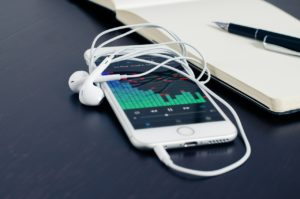 You can save space by listening to music digitally