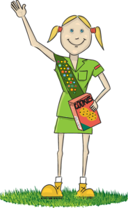 Girls scouts can now earn badges in STEM